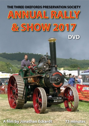 The Three Okefords Annual Rally & Show 2017 DVD